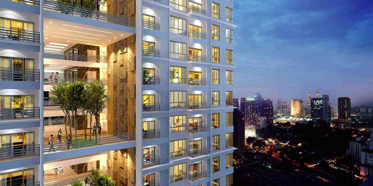 New Development Crown Residence By Amazing Consortium Sdn Bhd