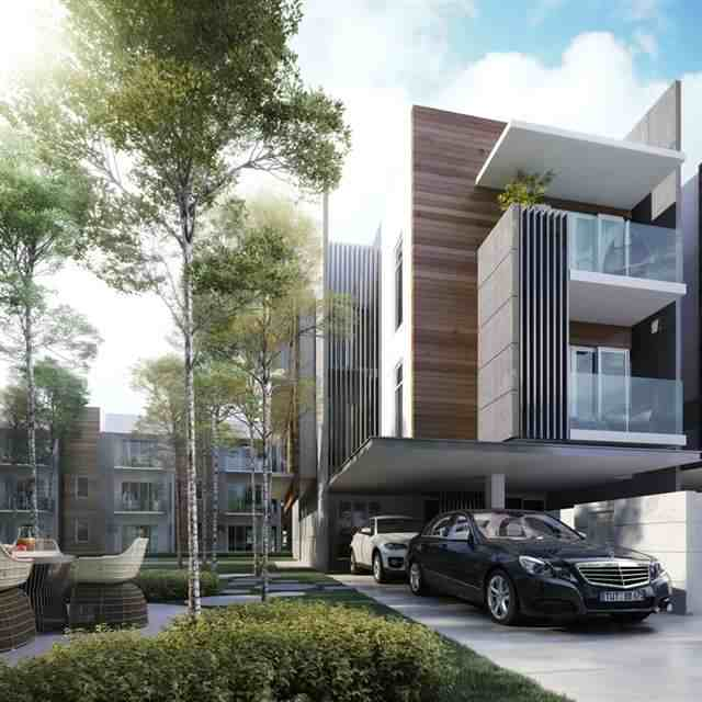New Development The Vale 2 by Semponia Sdn Bhd