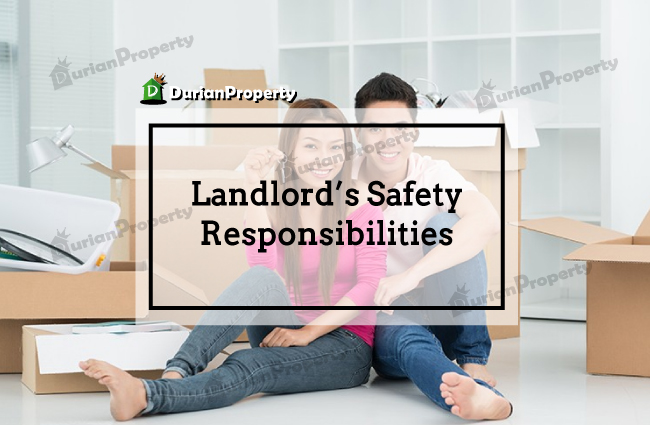 Landlord's Safety Responsibilities