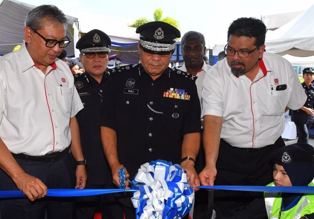 Developers urged toform auxiliary police units