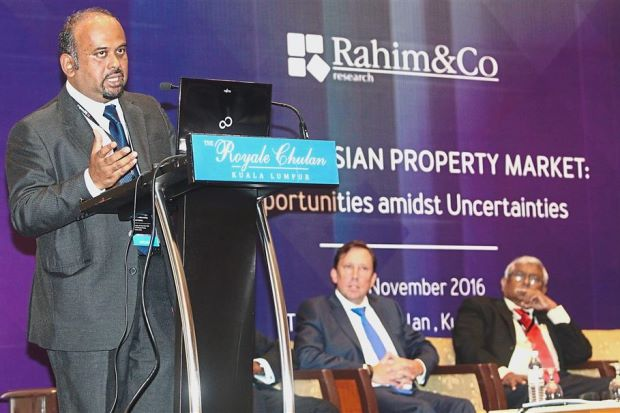 Malaysia's property market still resilient despite challenges