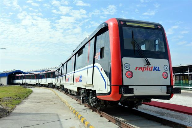 Prasarana: Ampang LRT line extension project on track