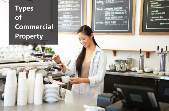 Types of Commercial Property