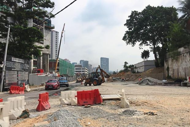 Jalan Harapan link to Sprint highway ready by December