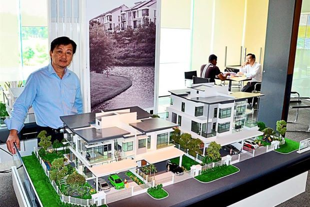 Horizon Hills upbeat on high-end houses