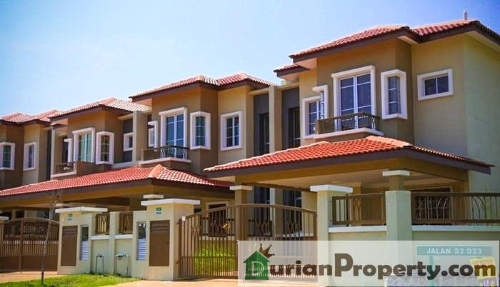 Property Profile For Garden City Homes Seremban 48 DurianProperty Adorable Garden City Home