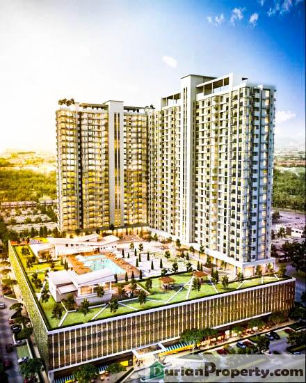 The Garden Residences, Skudai