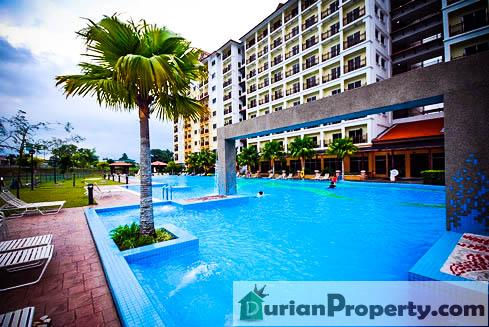 Laketown Apartment (Bukit Merah Resort), Taiping