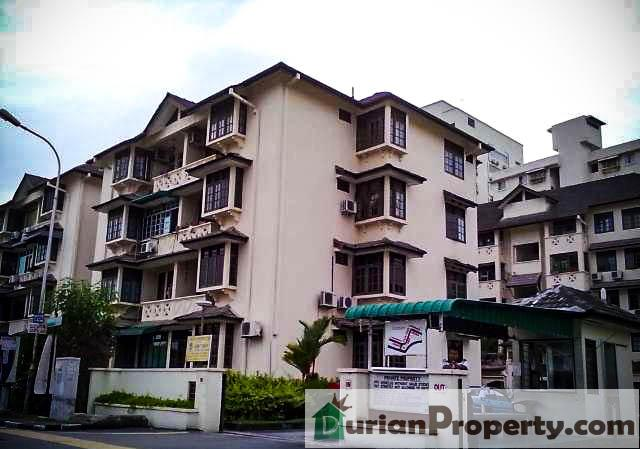 Melati Apartments, Taman Sri Nibong