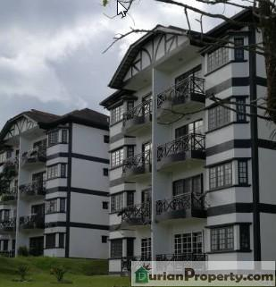Greenhill Resort Apartment, Tanah Rata