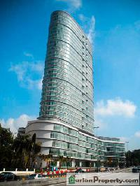 Oval Tower, TTDI