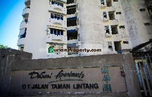 Desari Apartment, Air Itam