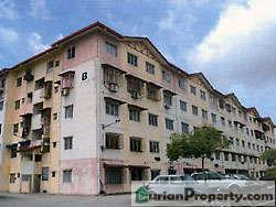 Apartment Orchid Court, Rawang