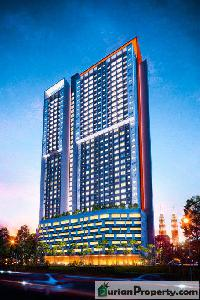 The Parc Tower, Setapak