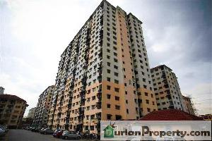 Damai Apartment, Bandar Sunway