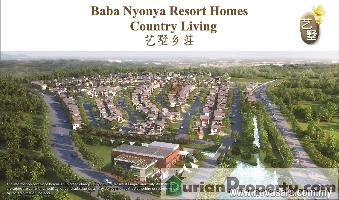 Baba Nyonya Resort Homes, Jasin