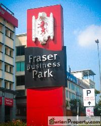 Fraser Business Park, Pudu