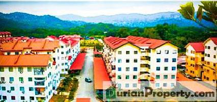 Idaman Apartment, Lok Kawi Heights