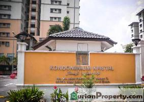 Kondominium Kristal, Section 7