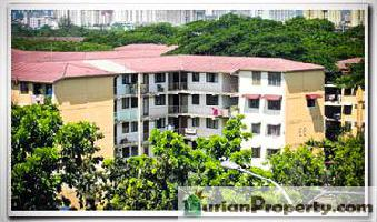 Seksyen 1 Wangsa Maju Flat, Section 1