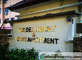 Golden Heights, Taman Mas