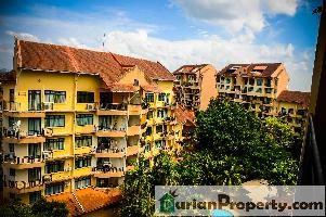 Village Grove Condominium, Kuching