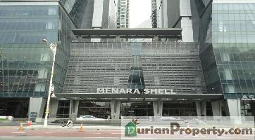 Menara Shell, Brickfields