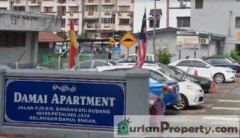 Damai Apartment, PJS 9