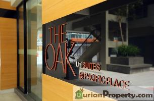 The Oak Residences, Ara Damansara