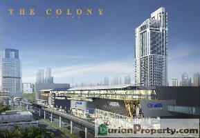 The Colony By Infinitum, KLCC
