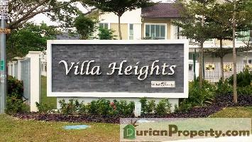 Villa Heights, Taman Equine