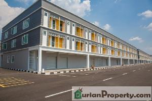 Kampus West City, Kampar
